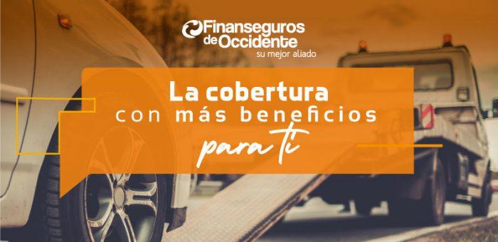 Con Finanseguros, la cobertura con más beneficios para ti